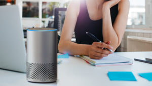 Have you Heard? Voice Search is the New Black!